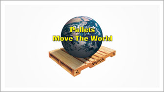 NATIONAL WOODEN PALLET AND CONTAINER ASSOCIATION LOGO